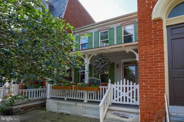 220 E Lemon Street, LANCASTER, PA 17602 (#PALA2000610) :: Flinchbaugh & Associates
