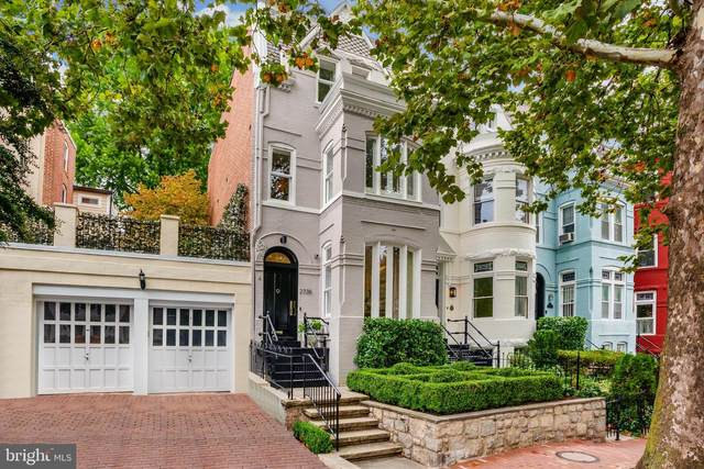 2735 P Street NW, WASHINGTON, DC 20007 (#DCDC2001581) :: Betsher and Associates Realtors
