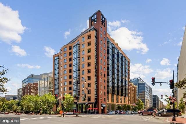 1010 Massachusetts NW #905, WASHINGTON, DC 20001 (#DCDC2001583) :: Crossman & Co. Real Estate