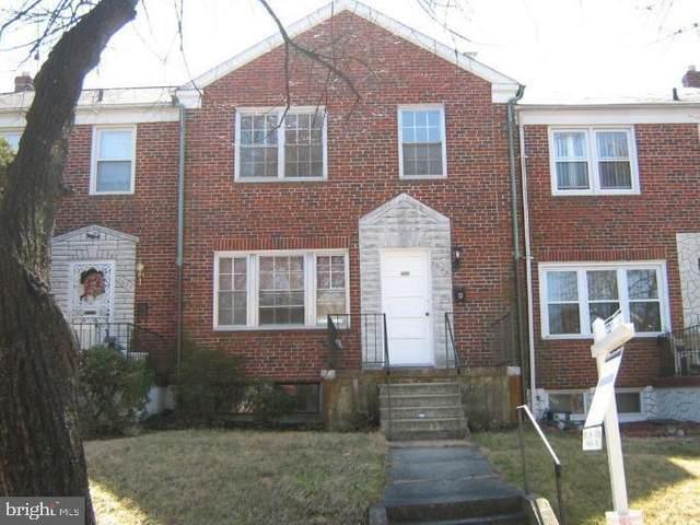 1625 Heathfield Road, BALTIMORE, MD 21239 (#MDBA2001276) :: Arlington Realty, Inc.