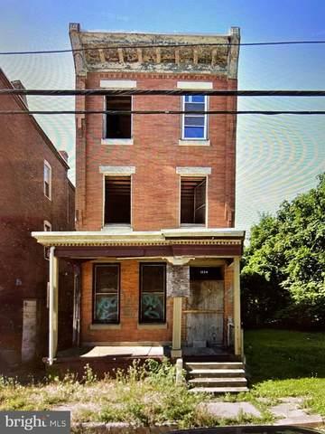 1524 W Westmoreland Street, PHILADELPHIA, PA 19140 (MLS #PAPH2003077) :: PORTERPLUS REALTY