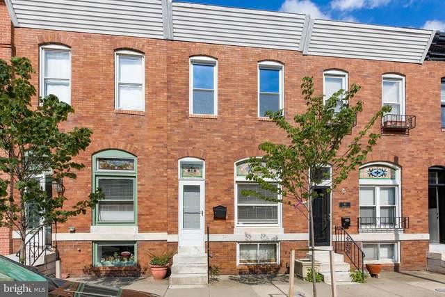 511 S Lakewood Avenue, BALTIMORE, MD 21224 (#MDBA2001306) :: Berkshire Hathaway HomeServices McNelis Group Properties
