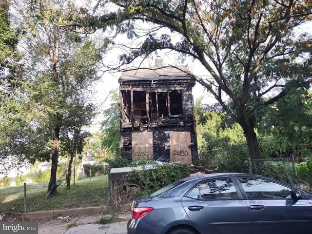 2650 Dulany Street, BALTIMORE, MD 21223 (#MDBA2001375) :: Dart Homes