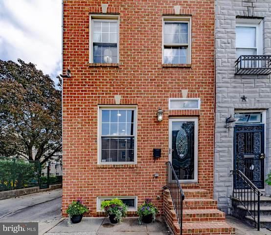 5 S Ann Street, BALTIMORE, MD 21231 (#MDBA2001379) :: Revol Real Estate