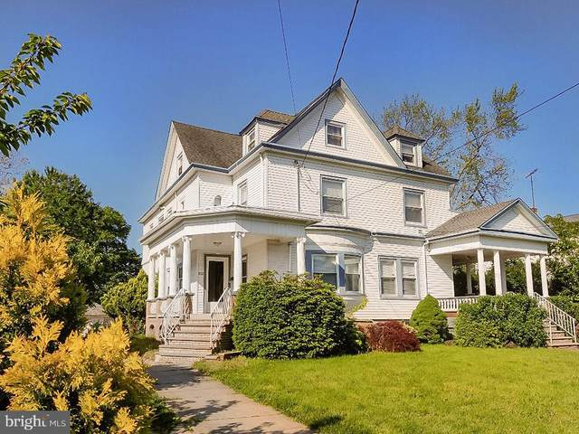 512-518 Chilton Street, ELIZABETH, NJ 07208 (MLS #NJUN2000000) :: The Sikora Group