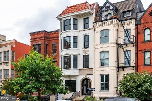 1412 15TH Street NW #6, WASHINGTON, DC 20005 (#DCDC2001599) :: Crossman & Co. Real Estate