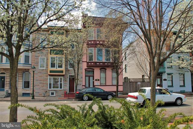 121 E Franklin Street, HAGERSTOWN, MD 21740 (#MDWA2000225) :: The Putnam Group