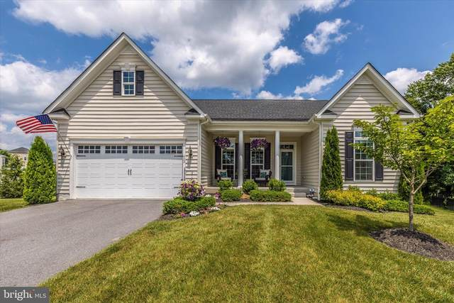 402 Amherst Court, WESTMINSTER, MD 21158 (#MDCR2000246) :: Pearson Smith Realty