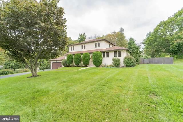 785 Fawnhill Road, BROOMALL, PA 19008 (#PADE2000739) :: McClain-Williamson Realty, LLC.