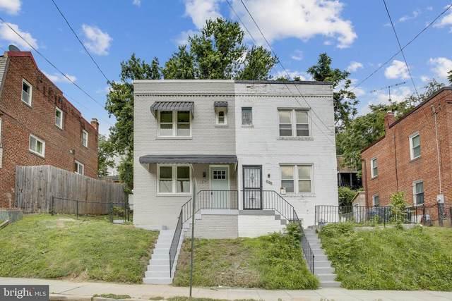 526 48TH Place NE, WASHINGTON, DC 20019 (#DCDC2001474) :: Murray & Co. Real Estate