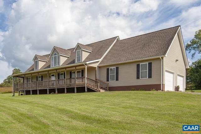 812 Stevens Cove Rd, LOVINGSTON, VA 22949 (#623200) :: The Miller Team