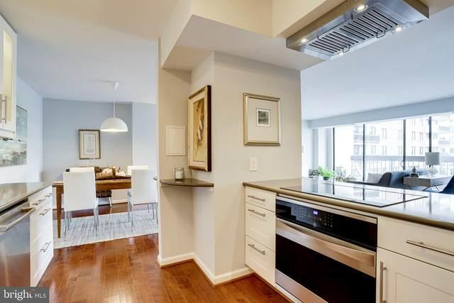3800 Fairfax Drive #109, ARLINGTON, VA 22203 (#VAAR2000469) :: Crews Real Estate