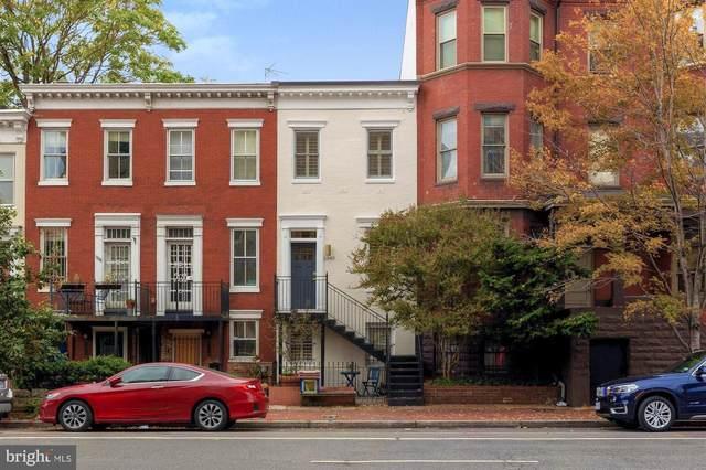 1306 O Street NW Th1, WASHINGTON, DC 20005 (#DCDC2001603) :: Crossman & Co. Real Estate