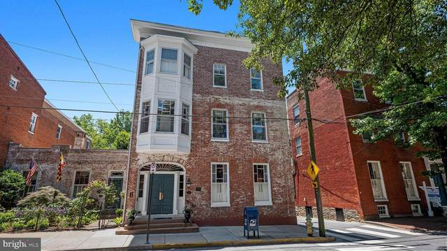 100 E Second Street #1, FREDERICK, MD 21701 (#MDFR2000582) :: Ultimate Selling Team