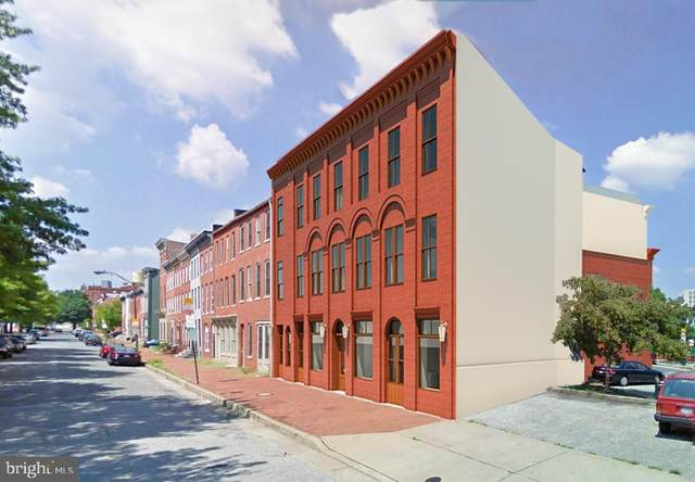 337-337-339 Fremont, BALTIMORE, MD 21230 (#MDBA2001403) :: Frontier Realty Group