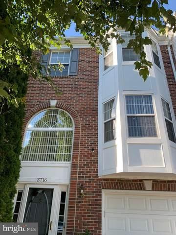 3716 Matura Lane, WOODBRIDGE, VA 22192 (#VAPW2000986) :: The Riffle Group of Keller Williams Select Realtors