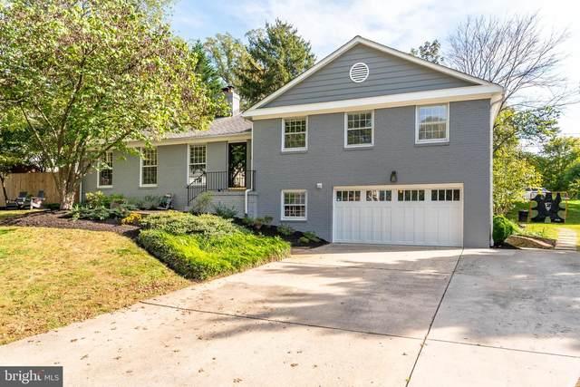 8111 Thoreau, BETHESDA, MD 20817 (#MDMC2001455) :: Dart Homes