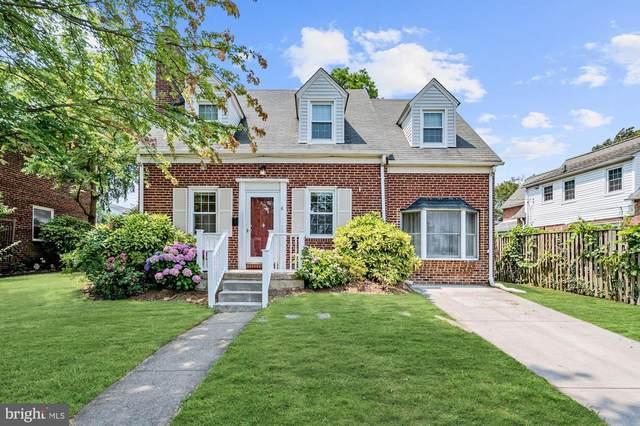 6 Tanglewood Road, BALTIMORE, MD 21228 (#MDBC2001088) :: Corner House Realty