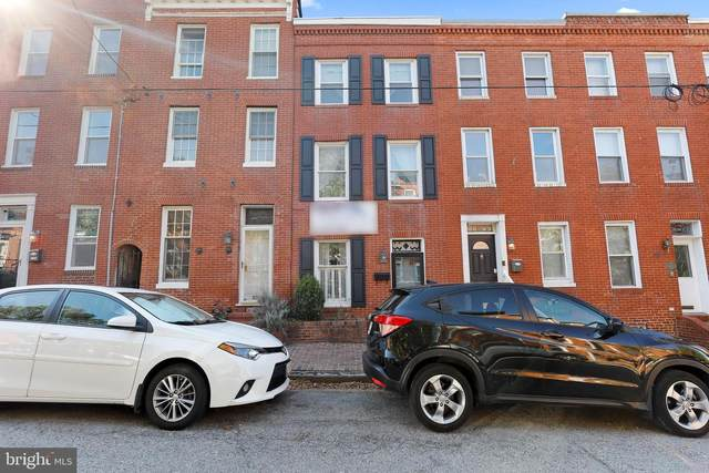 1212 William, BALTIMORE, MD 21230 (#MDBA2001421) :: The Sky Group