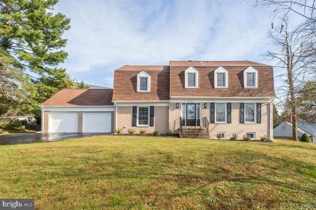 8156 Buckspark Lane E, ROCKVILLE, MD 20854 (#MDMC2001471) :: Boyle & Kahoe Real Estate