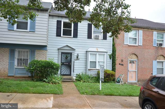2207 Dawn Lane, TEMPLE HILLS, MD 20748 (#MDPG2001126) :: Berkshire Hathaway HomeServices McNelis Group Properties