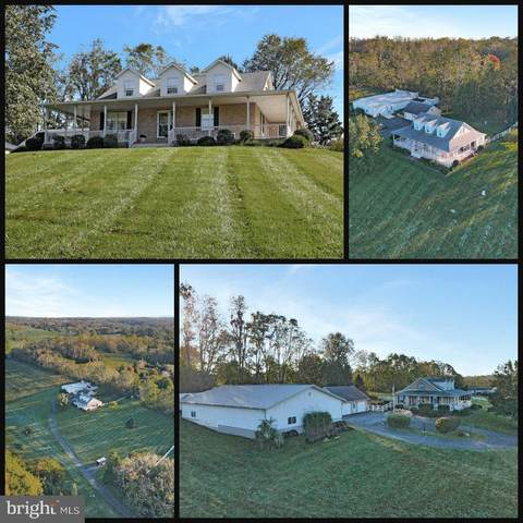 12214 Big Pool, CLEAR SPRING, MD 21722 (#MDWA2000229) :: CENTURY 21 Core Partners