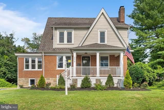 206 N Edgmont Street, MEDIA, PA 19063 (#PADE2000730) :: The Matt Lenza Real Estate Team
