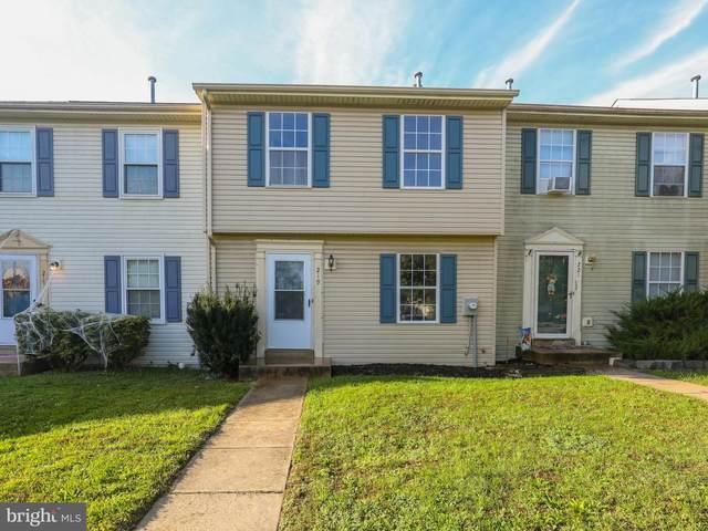 219 Georgetowne, STEPHENS CITY, VA 22655 (#VAFV2000161) :: Dart Homes