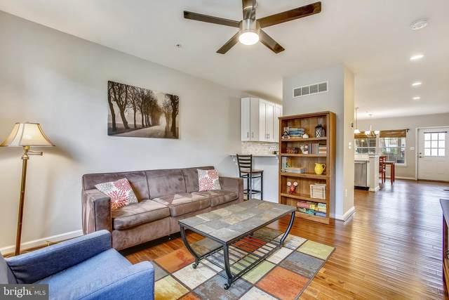 218 20TH Street NE #1, WASHINGTON, DC 20002 (#DCDC2001633) :: Dart Homes