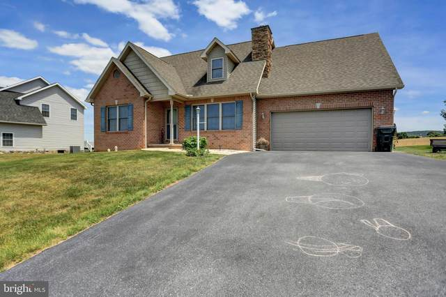 4 Red Hawk Drive, SHIPPENSBURG, PA 17257 (#PACB2000316) :: TeamPete Realty Services, Inc
