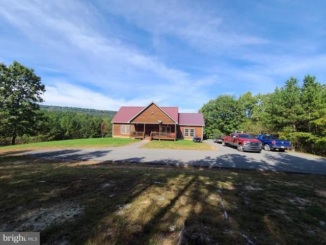 LOT 84 Trough View Drive, MOOREFIELD, WV 26836 (#WVHD2000033) :: Monarch Properties