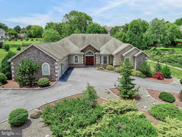1513 Woodcreek Drive, MECHANICSBURG, PA 17055 (#PACB2000320) :: The Paul Hayes Group | eXp Realty