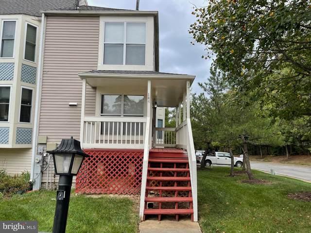 144 Woodridge Place, LAUREL, MD 20724 (#MDAA2000839) :: The Miller Team