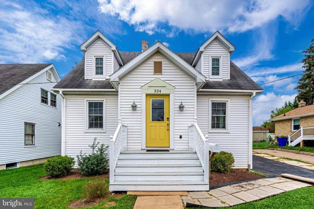324 S Jefferson Street, FREDERICK, MD 21701 (#MDFR2000495) :: The Mike Coleman Team
