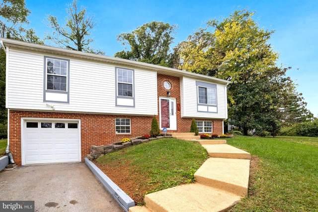 207 Cedar Ridge Drive, OXON HILL, MD 20745 (#MDPG2001329) :: The Piano Home Group