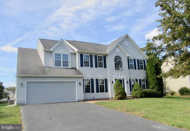 4 Fordham Court, BEAR, DE 19701 (#DENC2000737) :: Your Home Realty