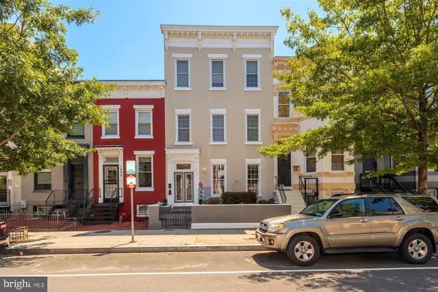 1407 5TH Street NW #1, WASHINGTON, DC 20001 (#DCDC2001516) :: Give Back Team