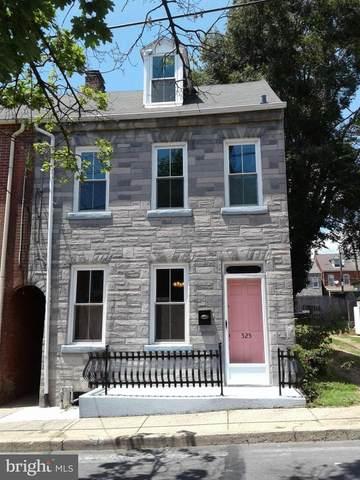525 Saint Joseph Street, LANCASTER, PA 17603 (#PALA2000652) :: The Joy Daniels Real Estate Group