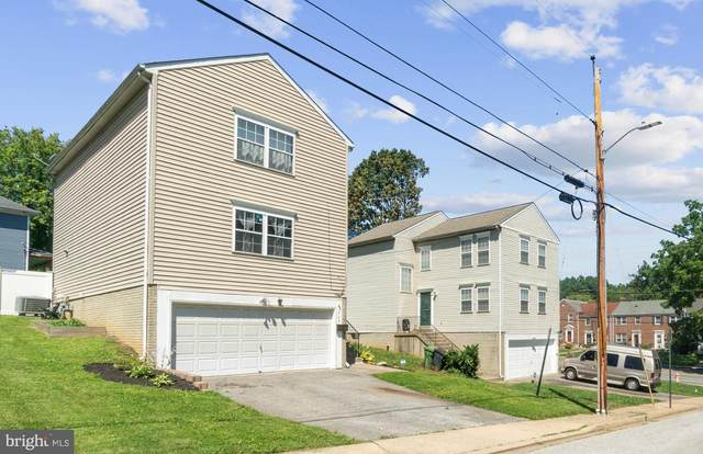 302 Taylor Avenue, BALTIMORE, MD 21228 (#MDBA2001368) :: The Mike Coleman Team