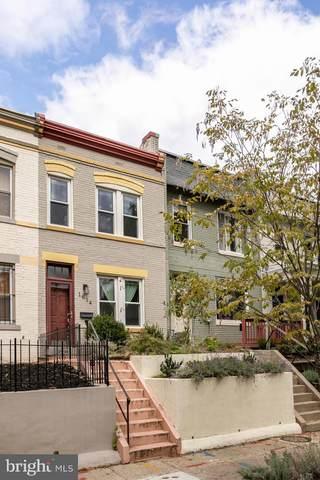 1614 A Street NE, WASHINGTON, DC 20002 (#DCDC2001657) :: Keller Williams Realty Centre
