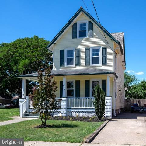 126 Cleveland Avenue, RIVERSIDE, NJ 08075 (#NJBL2000728) :: Rowack Real Estate Team