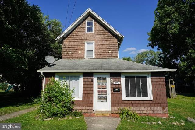 404 N 2ND Street, DELMAR, DE 19940 (#DESU2000706) :: Team Martinez Delaware