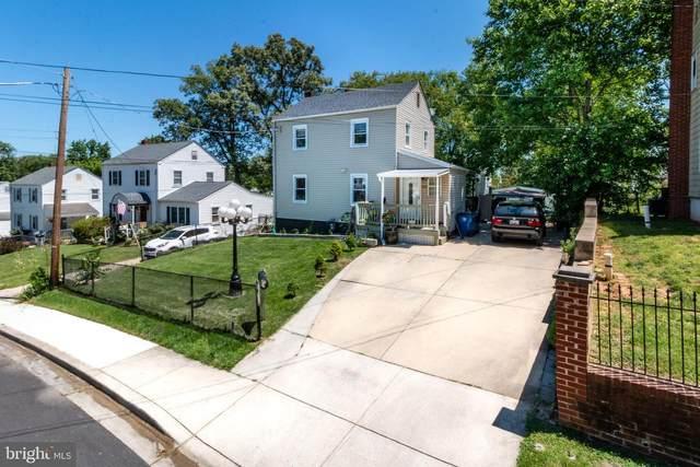 4107 Beall Street, HYATTSVILLE, MD 20784 (#MDPG2001140) :: Berkshire Hathaway HomeServices McNelis Group Properties