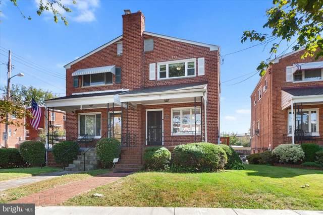 433 Jefferson NE, WASHINGTON, DC 20011 (#DCDC2001675) :: The Putnam Group