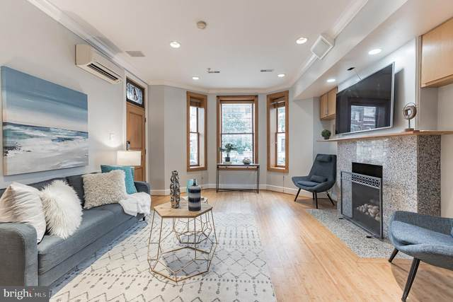 1032 Lamont Street NW A, WASHINGTON, DC 20010 (#DCDC2001677) :: Speicher Group of Long & Foster Real Estate