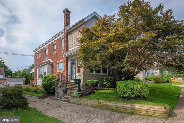 210 W Albemarle Avenue, LANSDOWNE, PA 19050 (#PADE2000768) :: Nesbitt Realty