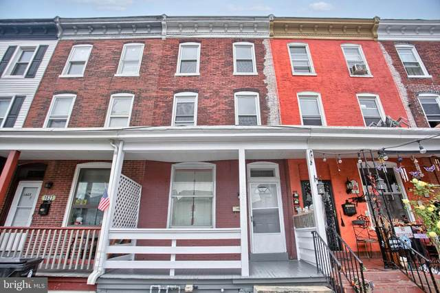 1621 Chestnut Street, HARRISBURG, PA 17104 (#PADA2000383) :: Tom Toole Sales Group at RE/MAX Main Line