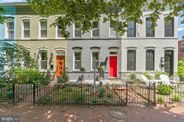211 14TH Street NE, WASHINGTON, DC 20002 (#DCDC2001550) :: Sunrise Home Sales Team of Mackintosh Inc Realtors