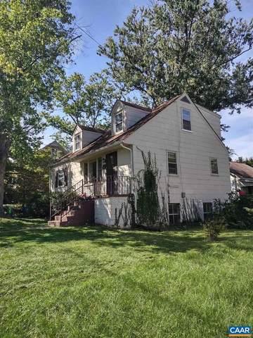 1025 Saint Clair Ave, CHARLOTTESVILLE, VA 22901 (#623219) :: Dart Homes