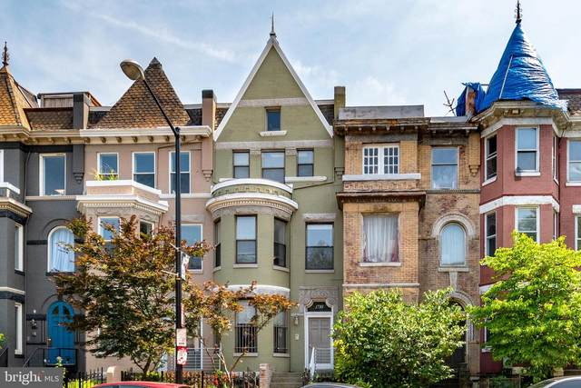 1730 U Street NW, WASHINGTON, DC 20009 (#DCDC2001558) :: Century 21 Dale Realty Co
